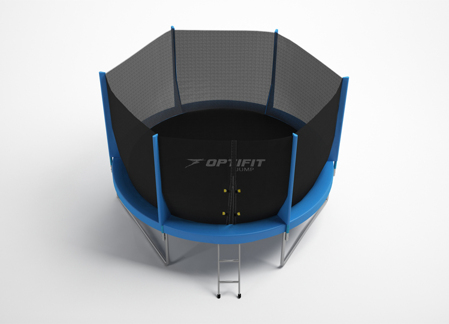 OPTIFIT JUMP 10FT синий