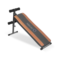 Прямая скамья Oxygen Flat Sit Up Board