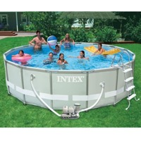 Бассейн каркасный Intex Ultra Frame Pool - 28328